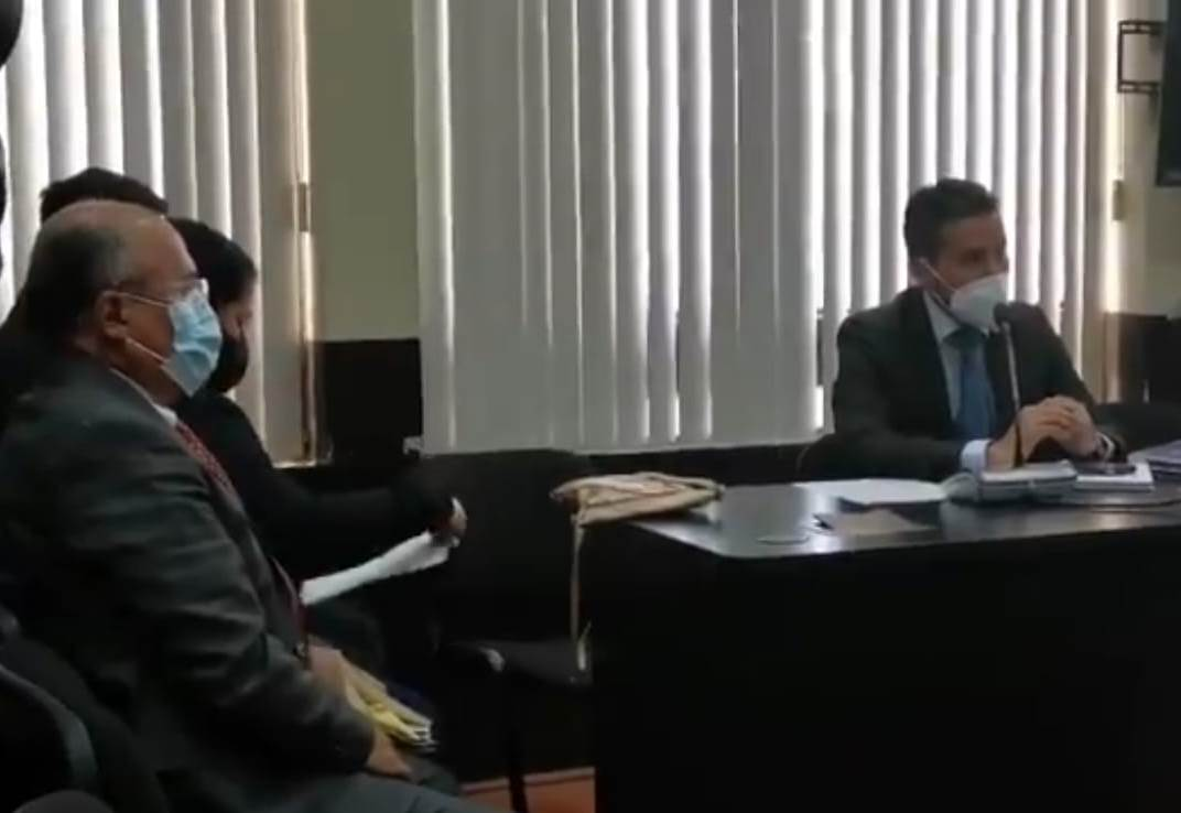 Exdiputados cambian de opinión y ya no aceptarán sus delitos en el caso Asalto al Ministerio de Salud