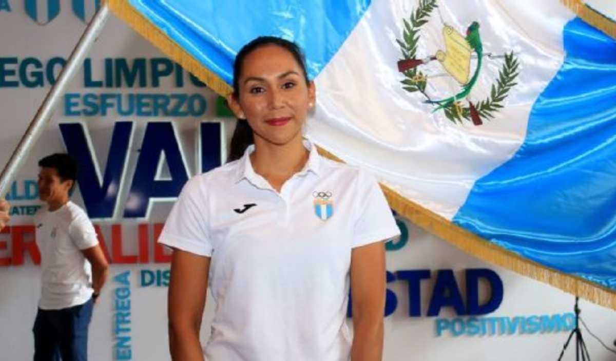 Vamos Guate: El remo es la razón de todo para Jennieffer Zúñiga