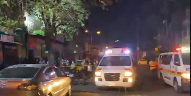 Ataque armado deja cuatro muertos y dos heridos en una discoteca de la zona 6 capitalina