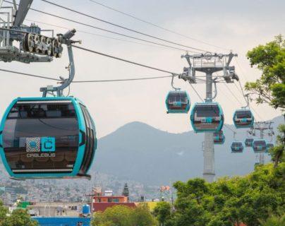 Arranca operaciones el Cablebús en Ciudad de México, que busca mejorar movilidad en el norte