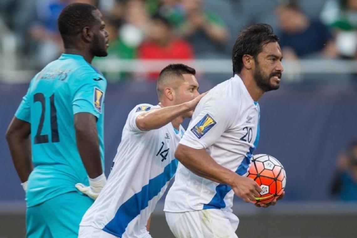 """¿Guatemala en la Copa Oro? Este fue el mensaje que Carlos """"el Pescado"""" Ruiz envió a la Fedefut"""