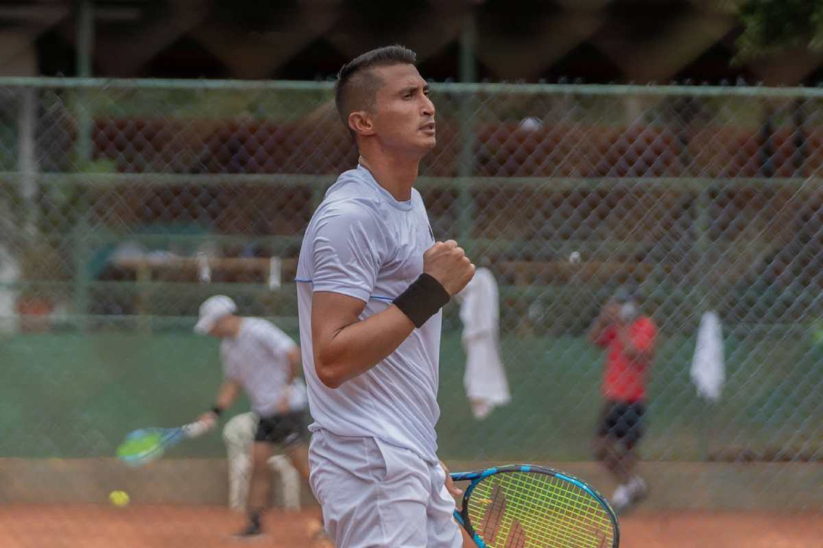 Tenis de campo | Guatemala sella la serie de Copa Davis contra Cuba