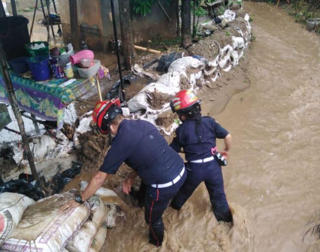 588 mil afectados, 273 incidentes y siete muertos es el recuento de 10 semanas de lluvias en Guatemala