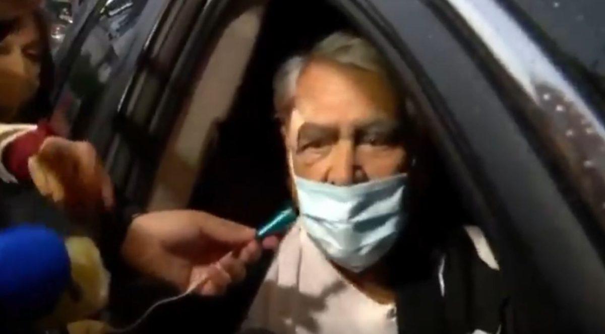 """""""Fuerte trancazo"""": Eric del Castillo para en el hospital tras abrupta caída y revela los detalles del accidente"""
