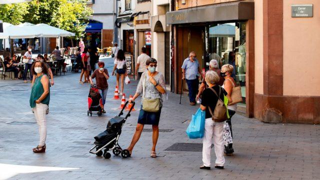 Europa, primer continente en superar 50 millones de casos de covid-19