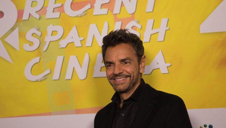 Eugenio Derbez será el protagonista y productor de una nueva película de Netflix. (Foto Prensa Libre: EFE)