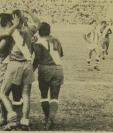 La selección que ganó el campeonato  Norceca de 1967 tenía también otros triunfos, en 1965 fue subcampeona  y en 1968 llegó a los cuartos de final de los juegos olímpicos de México. (Foto Prensa Libre: Hemeroteca)