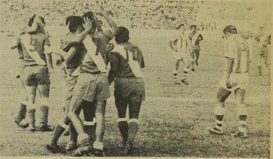 1967:  El título de Norceca, una de las glorias del fútbol guatemalteco