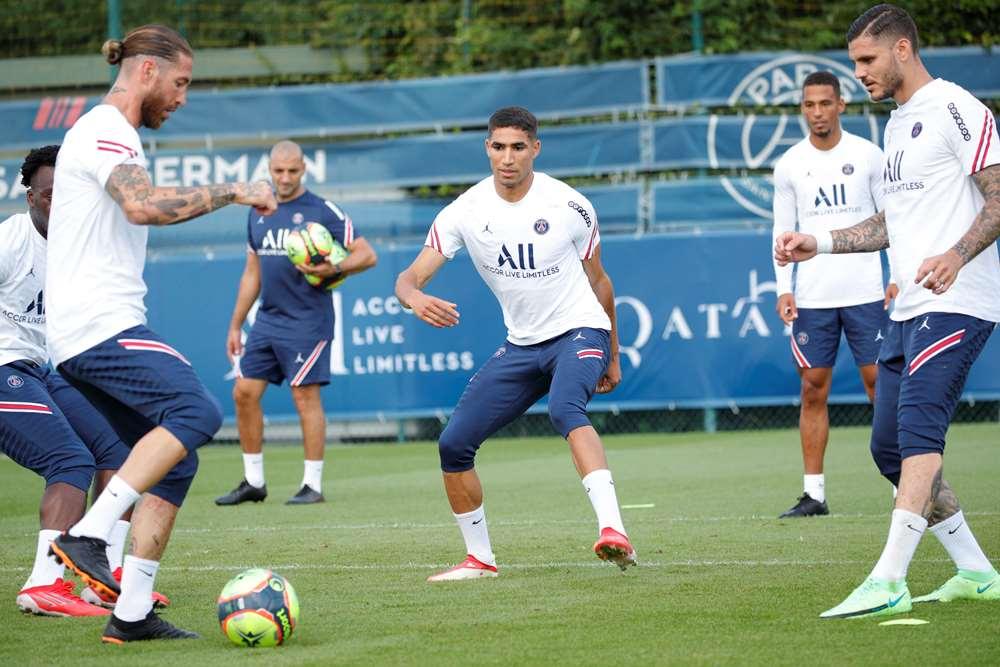 El debut de Sergio Ramos con el PSG deberá esperar un poco más por decisión de Pochettino