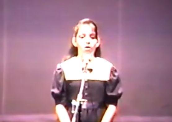 La primera vez que Gaby Moreno cantó ante el público tenía 9 años y fue durante un evento en el Teatro de Cámara del Centro Cultural Miguel Ángel Asturias, (Foto Prensa Libre: Gaby Moreno)