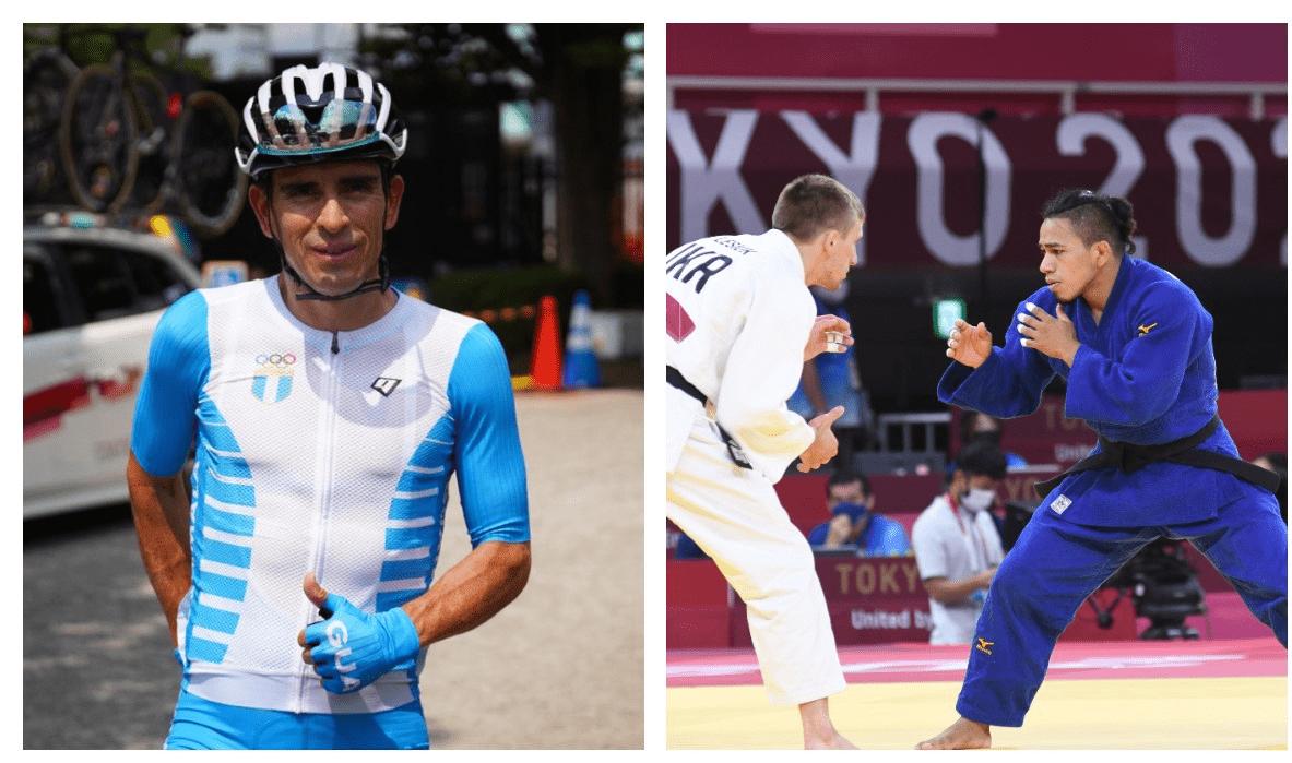 Manuel Rodas y José Ramos están de vuelta en Guatemala después de su experiencia en Juegos Olímpicos