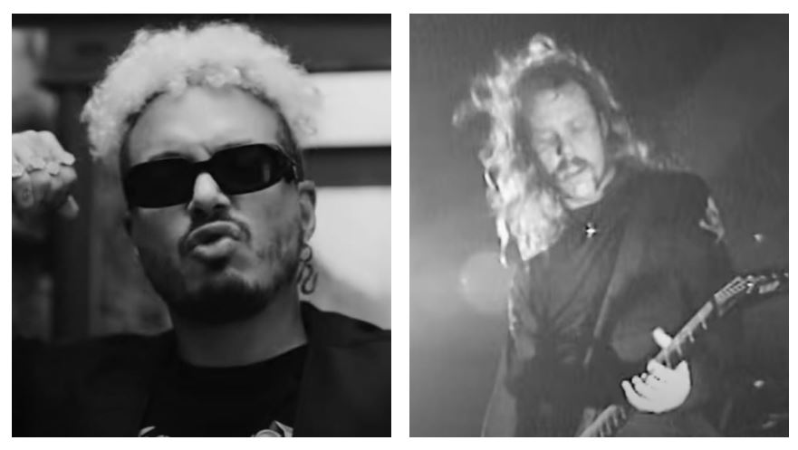 """J Balvin presenta su polémica versión para """"Wherever I May Roam"""" de Metallica y así reaccionan los internautas"""