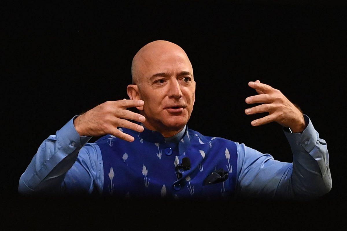 La impresionante cifra que alcanzó la fortuna de Jeff Bezos gracias a una decisión del Pentágono