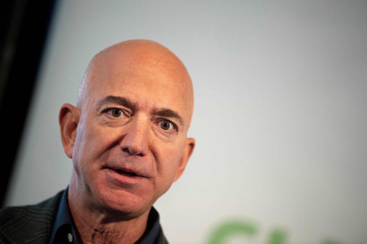 Así es cómo se hizo rico Jeff Bezos como CEO de Amazon