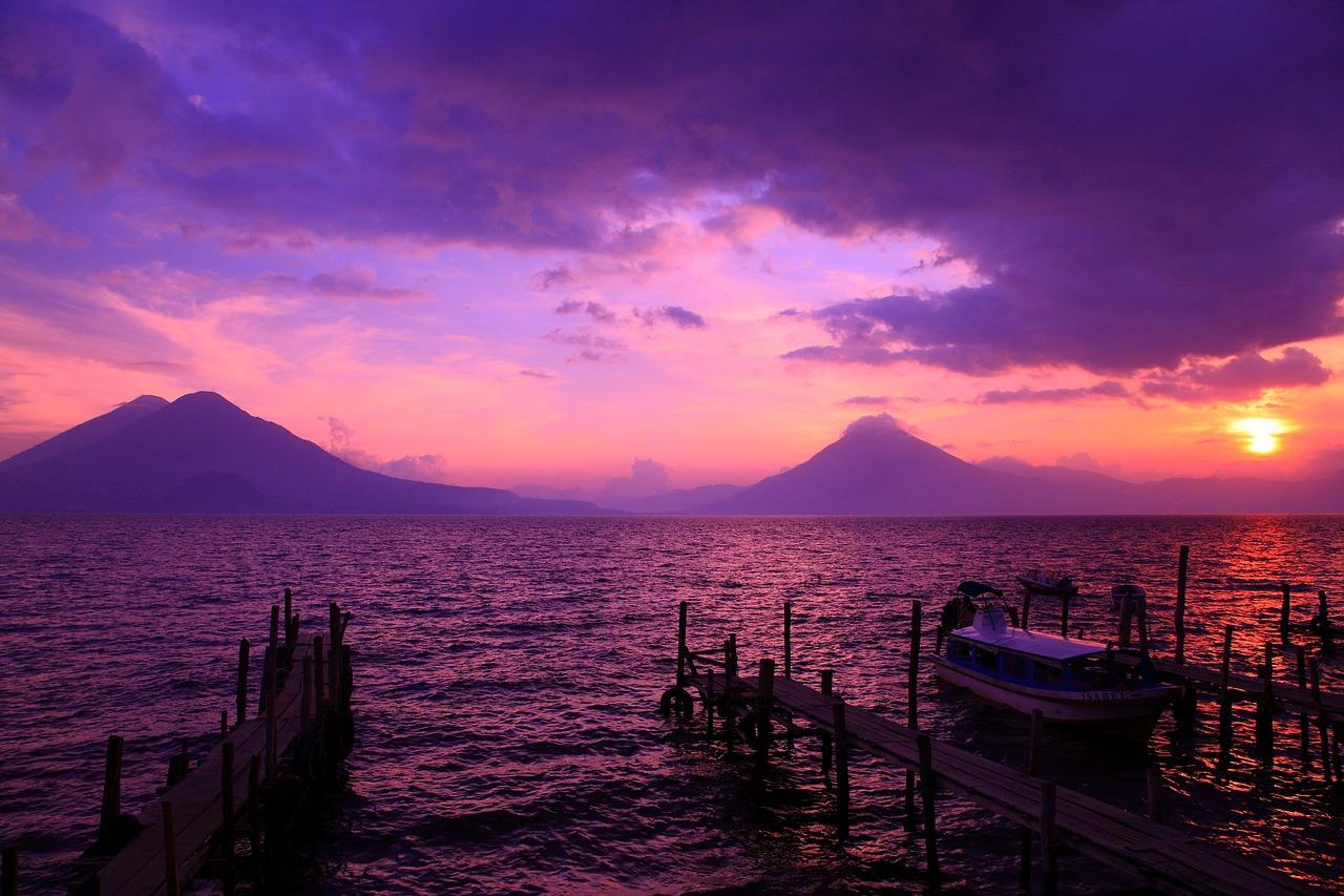 lago Guatemala