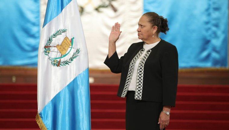 Organizaciones y diputados presentaron solicitudes de retiro de antejuicio en contra la Fiscal General. (Foto Prensa Libre: Hemeroteca PL)