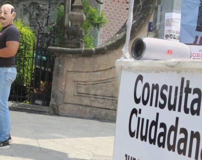 México, dividido por la polémica consulta sobre enjuiciar a sus expresidentes