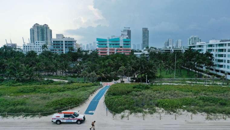 Los edificios de Florida están en la mira por presentar fallas estructurales. (Foto: Hemeroteca PL)