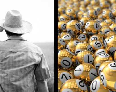 Mexicano gana millonario premio de Lotería, pero podría perder dinero por ser migrante irregular