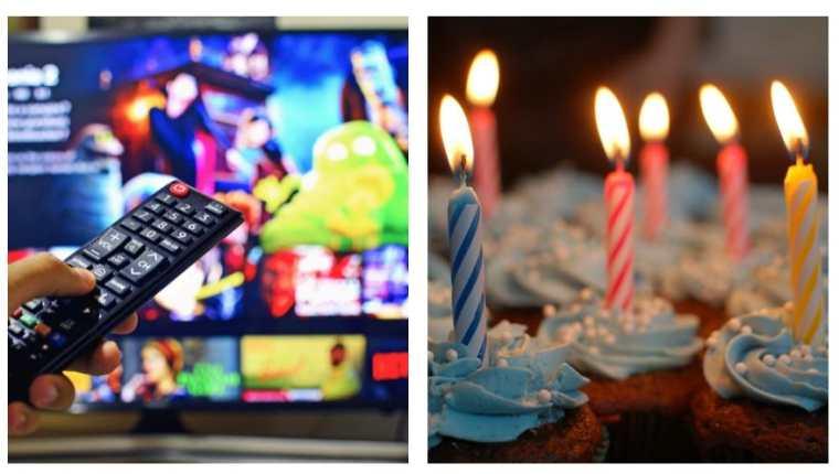 Netflix ofrece alternativas para felicitar a los niños en su cumpleaños. (Foto Prensa Libre: Pixabay)