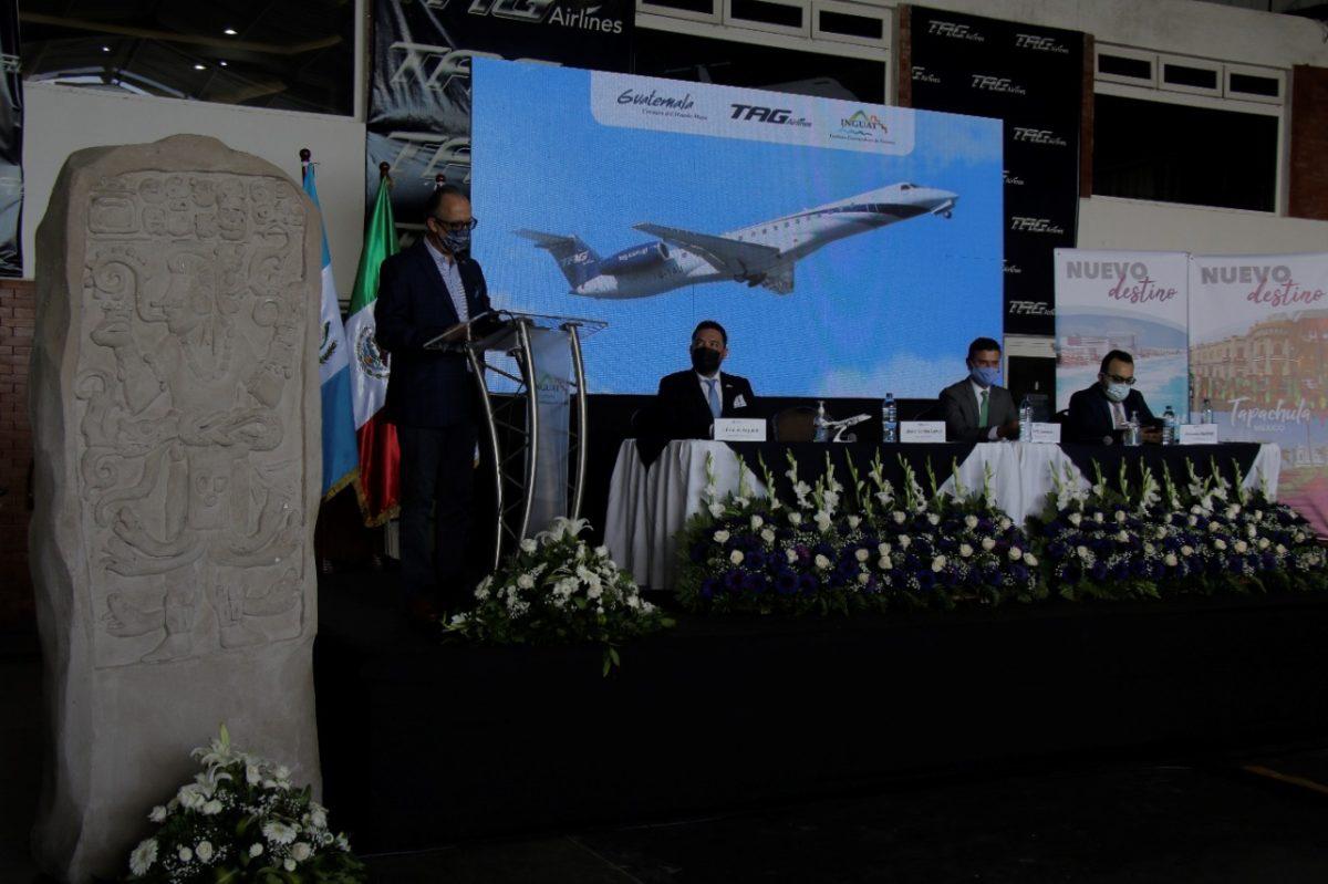 TAG Airlines abrirá vuelos desde Guatemala hacia Tapachula y Cancún a partir de agosto