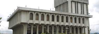 Fachada del Organismo Judicial.(Foto Prensa Libre: Hemeroteca PL)