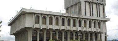 La iniciativa de ley busca darle poder a la CSJ en las decisiones administrativas de jueces y magistrados. (Foto Prensa Libre: Hemeroteca PL)