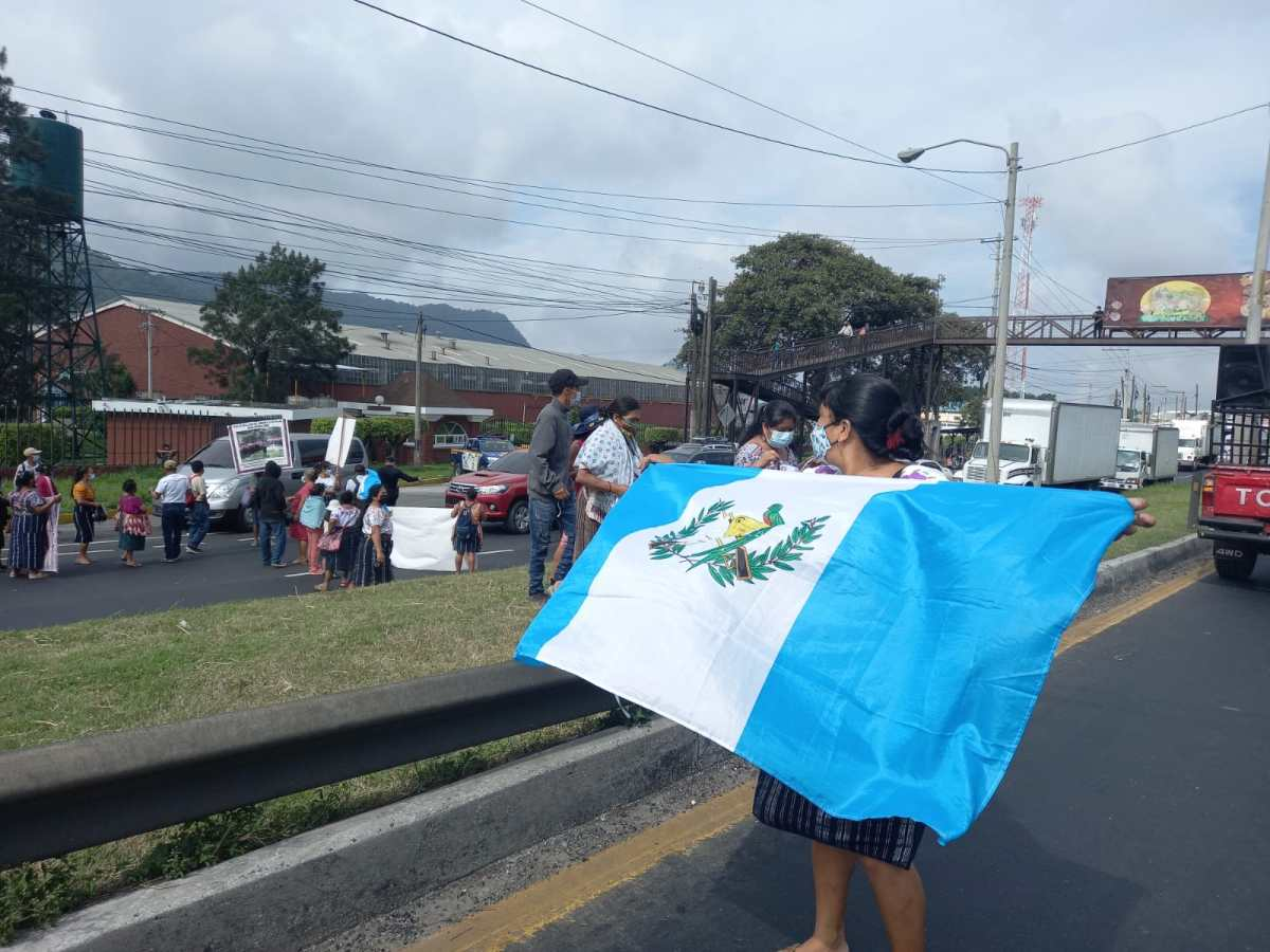 Anuncian manifestaciones en diversos puntos de Guatemala para este jueves 29 de julio