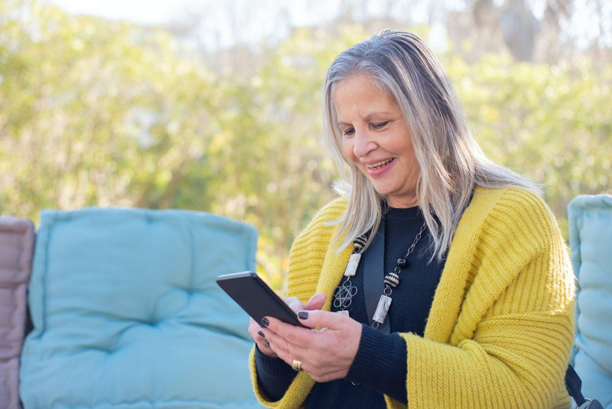 Adultos mayores plenos, saludables y productivos