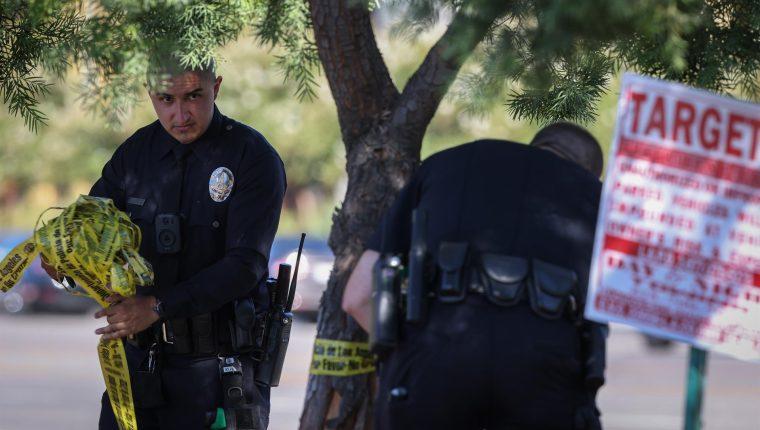 Policía de Florida, EE. UU., arresta a mujer  que encerraba en una jaula a su hija. (Foto Prensa Libre: EFE)