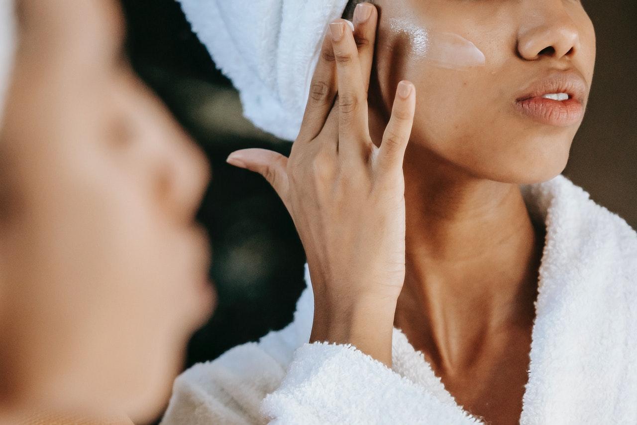 cuidado facial con sabila