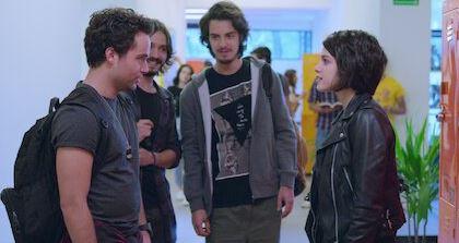 La trama continúa en el Colegio Nacional con un nuevo intruso... (Foto: Netflix)