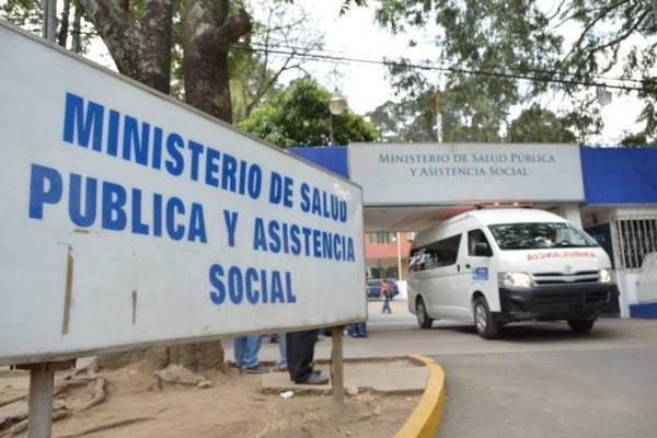 Sede del Ministerio de Salud donde se habrían registrado supuestas irregularidades en el Caso Asalto al Ministerio de Salud. (Foto Prensa Libre: Hemeroteca PL)