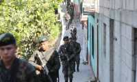 El estado de Prevención se con la intención de prevenir el contagio del covid-19, según el gobierno. (Foto Prensa Libre: Hemeroteca PL)