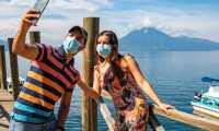 Los municipios con destinos turísticos tienen diferentes niveles de cobertura vacunación en primera y segunda dosis. (Foto, Prensa Libre: Inguat).