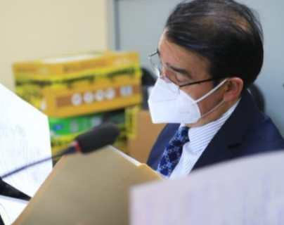 """Exviceministro de Salud sindicado en el caso """"Corrupción en época de pandemia"""" se entrega y es ligado a proceso"""