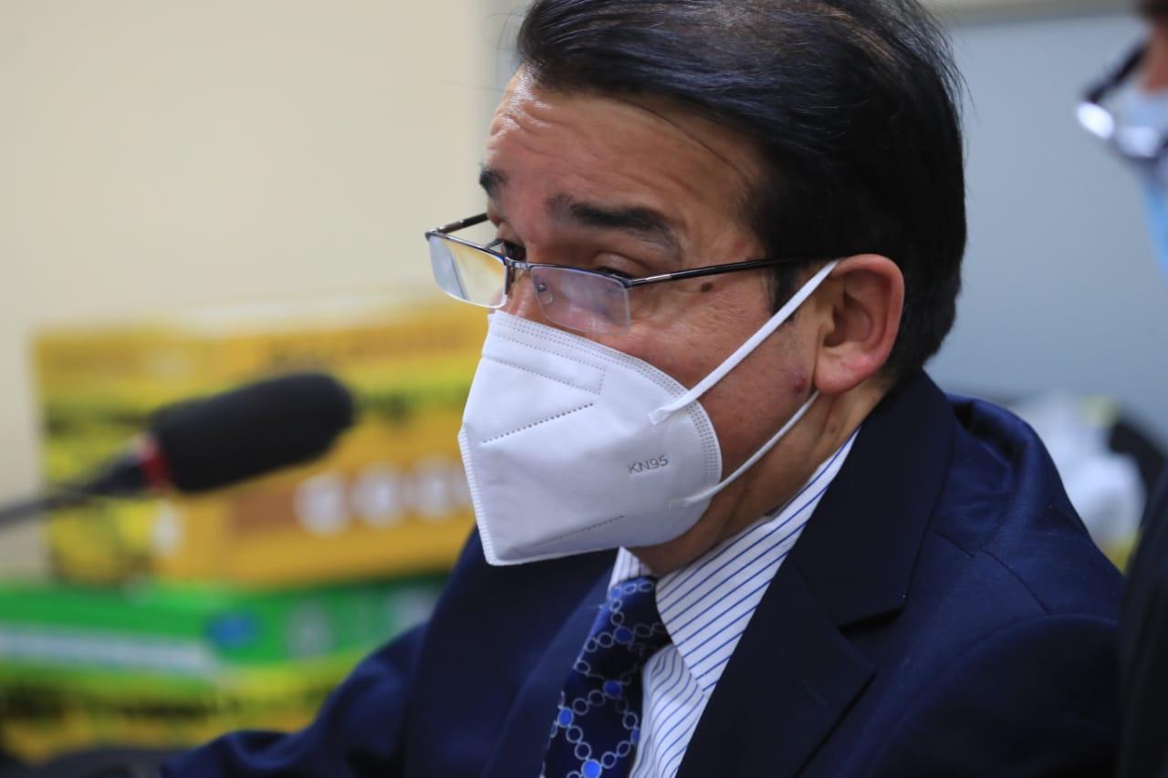 Exviceministro de Salud Héctor Marroquín se pone a disposición de autoridades – Prensa Libre