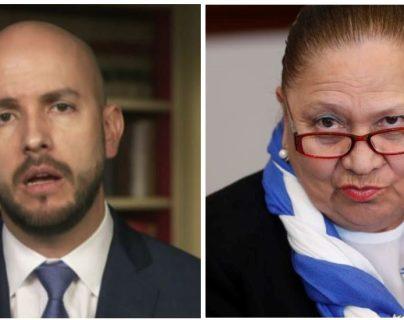 """""""No sé a qué está jugando"""": asistente especial de Joe Biden envía fuerte mensaje a jefa del MP por destituir a fiscal de la Feci"""