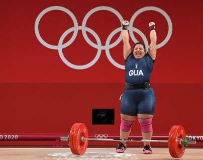 Mientras dormía: Scarleth Ucelo disfruta su primera participación en Juegos Olímpicos e impone nuevas marcas  nacionales
