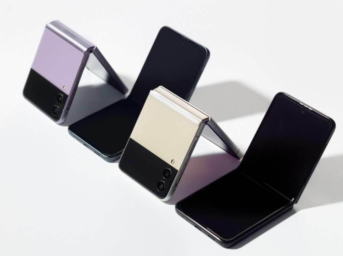 Samsung sigue innovando con sus Smartphones plegables