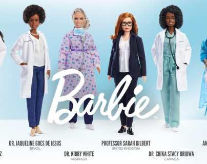 Las nuevas Barbies inspiradas en la creadora de la vacuna de AstraZeneca y otras mujeres de la ciencia