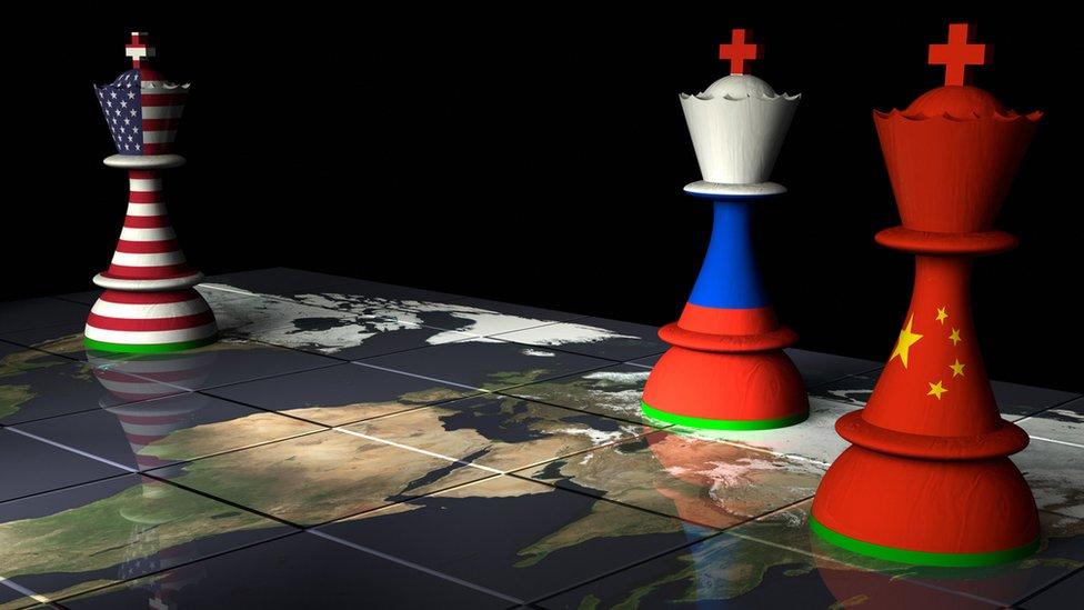 Afganistán: cómo EE.UU., China, Rusia, Irán y Pakistán están involucrados en la lucha por el futuro de ese país