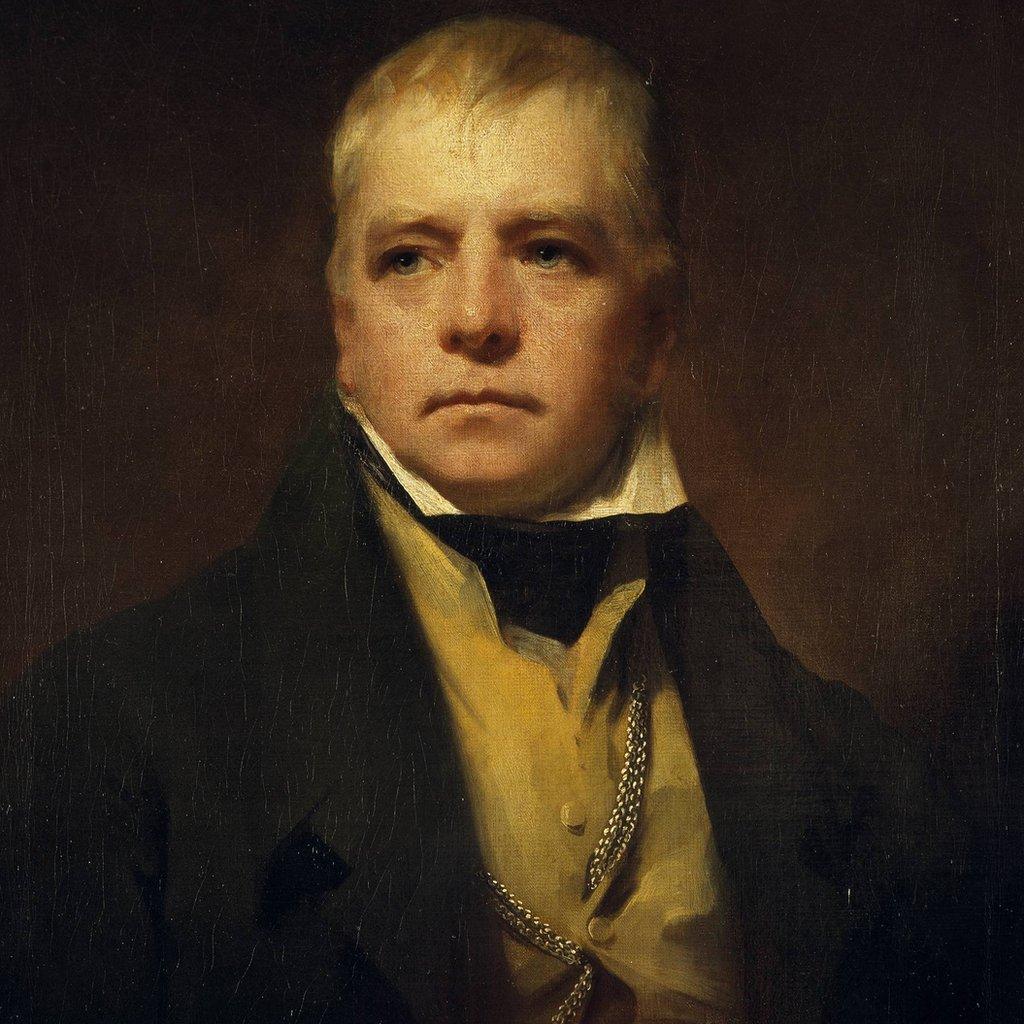 Walter Scott, el hombre que se inventó Escocia