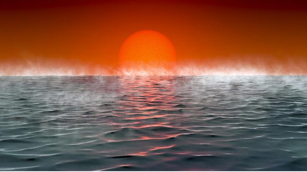 """Cómo son los """"mini-Neptunos"""", los exoplanetas de océanos hirvientes donde los científicos buscarán vida extraterrestre"""