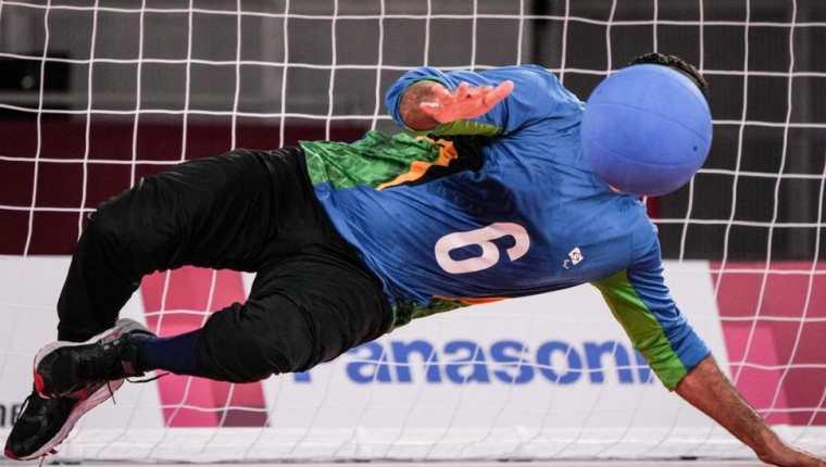 El golbol fue creado por un alemán y un austriaco después del final de la Segunda Guerra Mundial.