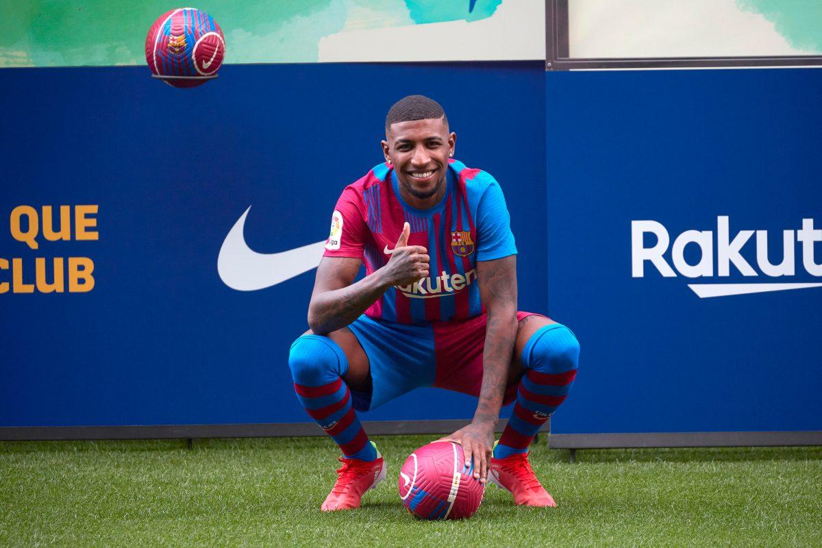"""Emerson: Llega al Barcelona para """"pelear por un puesto"""""""