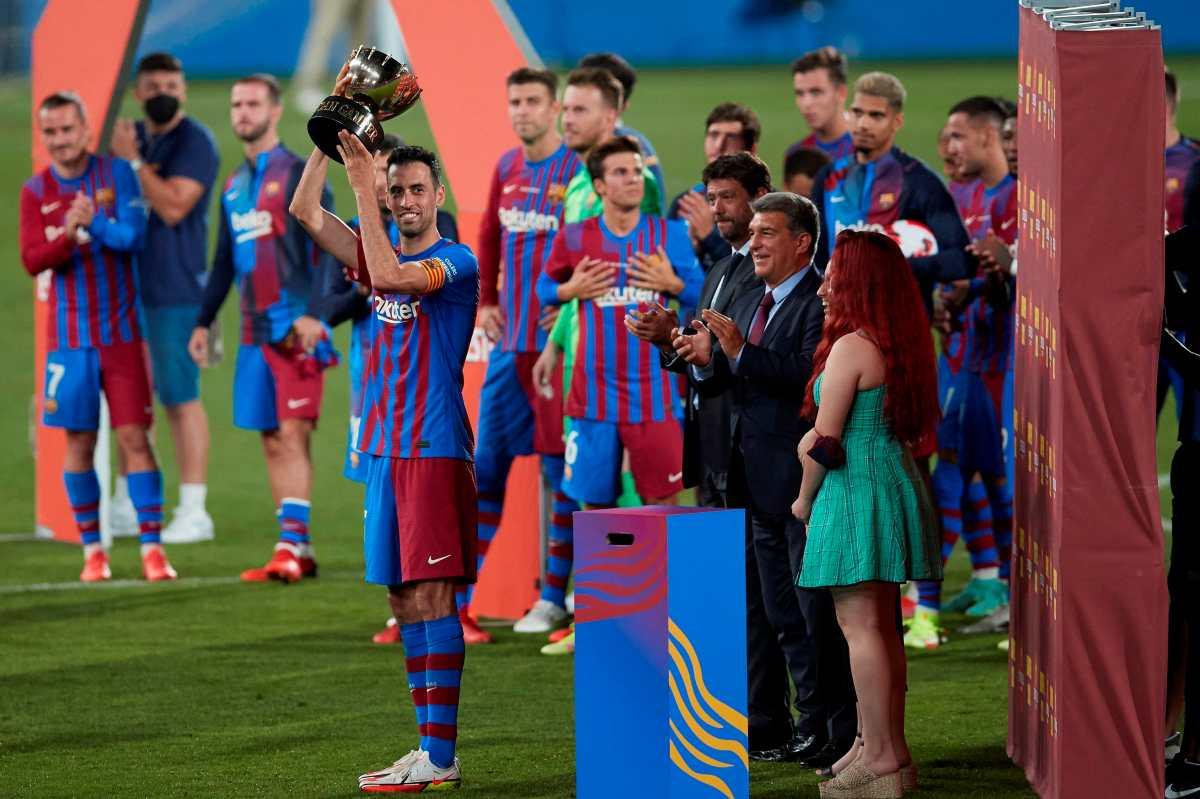 El Barça gana el Gamper ante la Juve en el primer partido tras marcha de Messi