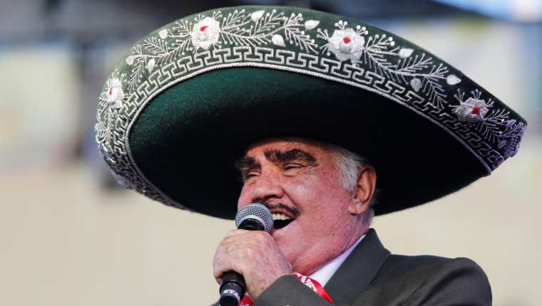 El conmovedor mensaje de Vicente Fernández durante su concierto de despedida en el que habló de su muerte – Prensa Libre