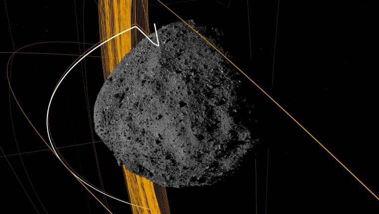 A pesar de la baja probabilidad de este suceso, especialistas estudian el asteroide y su trayectoria. (Foto Prensa Libre: EFE)