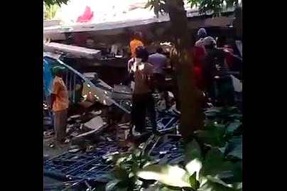 Videos: Así son los daños del terremoto de 7.2 grados en Haití que deja al menos 29 muertos
